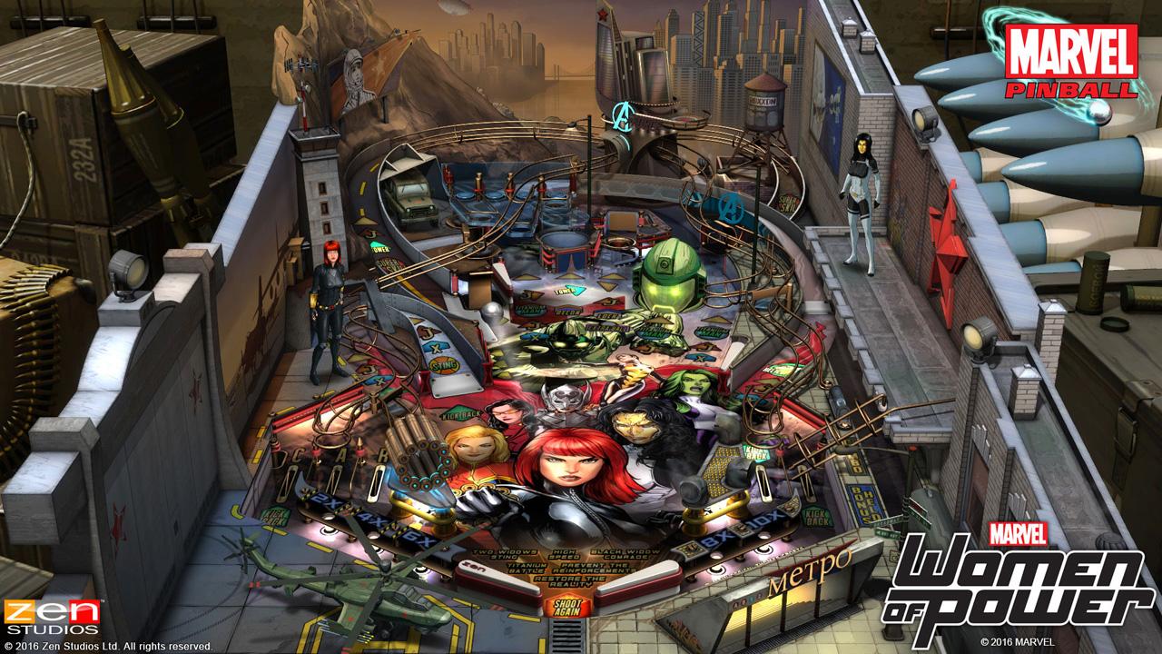 Marvel Pinball™